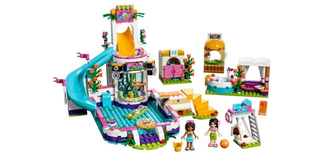 Save On Lego Friends Heartlake Pizzeria And More Savings Done Simply