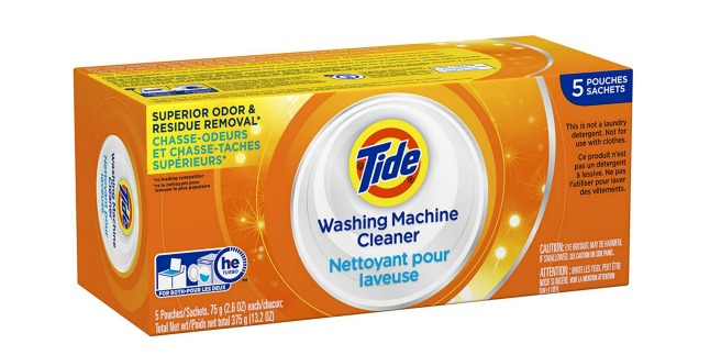 tide washing machine cleaner instructions