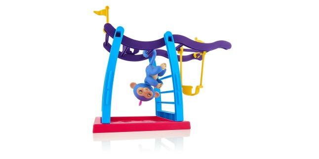 Fingerlings Playset Monkey Bar Playground Liv The Baby