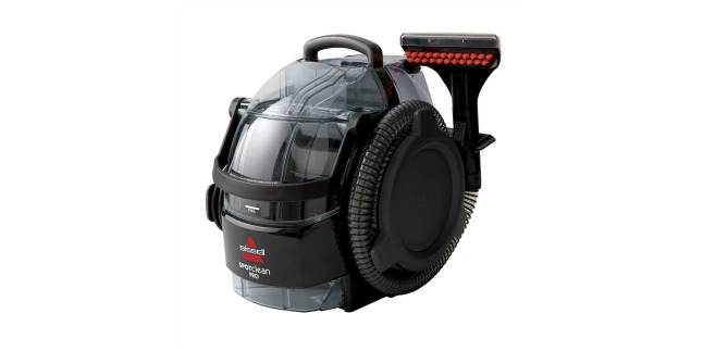 Bissell Spotclean Professional Portable Carpet Cleaner On